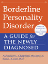 Borderline Personality Disorder (eBook): A Guide for the Newly Diagnosed